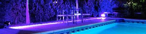 Alquiler de luces led ambientales